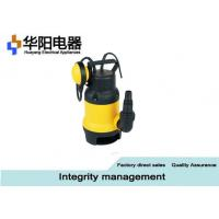 Buy cheap Submersible Vortex Sewage Pump , Electrical Submersible Pump For Sewage Application from wholesalers