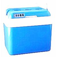 Buy cheap Absorption No Noise Car Cooler Refrigerator 24 Litres With Solid Single Door from wholesalers