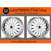 Buy cheap SS Wheels - Chrome Concave Forged Racing Wheels 54 - 74 . 1mm CB OEM TPMS Compatible from wholesalers