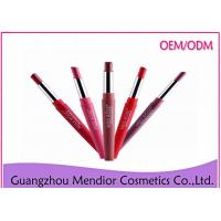 Buy cheap Double Lip Liner Natural Makeup Lipstick Multi Functional Pen Easy To Use from wholesalers