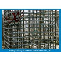 Buy cheap 6Mm Welded Reinforcing Wire Mesh Square / Rectangle Hole Shape XLS-02 from wholesalers