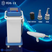 Buy cheap Factory price Q-switched Nd-Yag Laser Tattoo Removal Machine for Skin Rejuvenation from wholesalers