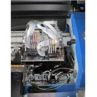 Buy cheap 1.8M DX7 Head Epson Inkjet Printing Machine for printing PVC Vinyl from wholesalers