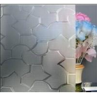 Buy cheap china 4-6mm clear karatachi patterned glass for internal decoration from wholesalers