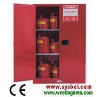 Buy cheap Combustible Cabinet from wholesalers