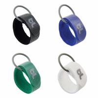 Buy cheap Single Sided Velcro Storage Straps , Small Hook And Loop Cinch Straps from wholesalers