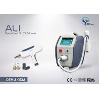 Buy cheap 1 - 10 Hz Higher Frequency Nd Yag Tattoo Removal Laser Machine For Skin Tightening from wholesalers