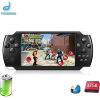 Buy cheap Portable Game MP5 MP4 MP3 Player from wholesalers