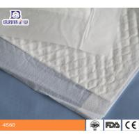Buy cheap Incontinence disposable bed sheets from wholesalers