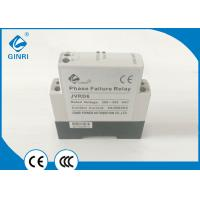 Buy cheap Phase reversal protector Three Phase Voltage Monitoring Relay 2 CO , 6A from wholesalers