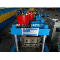 Buy cheap Cr12 Punching materia C Shape Steel Purlin Roll Forming Machine from wholesalers