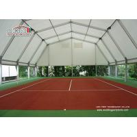 Buy cheap Aluminum Frame Sport Event Tents Transparent for Tennis Court Center from wholesalers