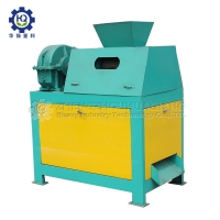 Buy cheap Fertilizer Roller Extrusion Granulator Magnesium Sulfate Powder Pellet Production Line from wholesalers