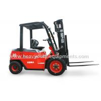 Buy cheap Diesel Type Industrial Forklift Truck C490BPG Engine 3 Ton Forklifts 4270Kg Dead Weight from wholesalers