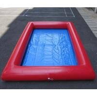 Buy cheap Summer Fresh Inflatable Water Toys PVC Inflatable Pool Customized from wholesalers