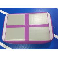 Buy cheap Mini Inflatable Air Block No Noise During Training Custom Logo / Designs from wholesalers