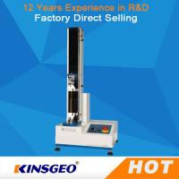 Buy cheap 90 Degrees Peel Test Equipment , Peel Adhesion Tester 12 Months Warranty from wholesalers