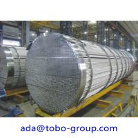 Buy cheap U Type Bend Heat Exchanger Tube ASTM A269/ A213 Seamless Stainless Steel product