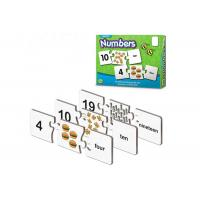 Buy cheap Kids Math Learning Magnetic Activity Set Rubber Magnet Jigsaw Puzzles Board from wholesalers
