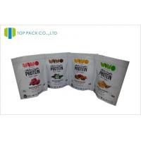 Buy cheap Four Flavor Stand Up Pouch Packaging Zipper Reusable 1000g For Superfoods from wholesalers