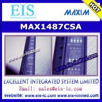 Buy cheap MAX1487CSA - MAXIM - Low-Power, Slew-Rate-Limited RS-485/RS-422 Transceivers product