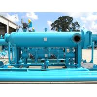 Buy cheap HY linear vibrating screen separator for sand from wholesalers