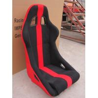Buy cheap JBR Universal Bucket Racing Seats Red And Black Bucket Seats Comfortable from wholesalers