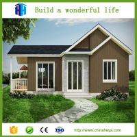 Buy cheap Comfortable two bedroom log cabins wooden house prefabricated made in china from wholesalers