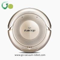 2017 best robot vacuum with microfiber colth for domestic cleaners S5