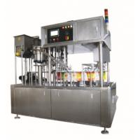 Buy cheap Doypack Bag Automatic Form Fill Seal Machines With PLC Controller , High Speed from wholesalers