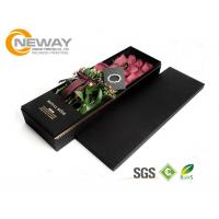 Buy cheap Flower Gift Box Craft Kraft Brown Cardboard Square Floral Packaging Boxes for Rose from wholesalers