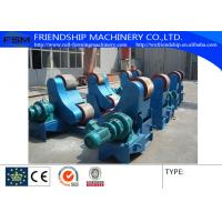 Buy cheap Long Seam Welding Rotators , 80t Welding Turning Roll from wholesalers