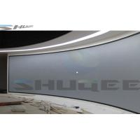 Buy cheap Customized 3D Cinema System, Large Arc Theater Screen For Exhibition, Popular product