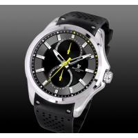 Buy cheap silicone strap watch from wholesalers