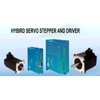 Buy cheap Hybrid servo Closed Loop Stepper Motor System 86mm NEMA 34 , HBS86H from wholesalers