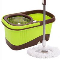 Buy cheap 360 easy going spinning mop with two microfiber refill mop heads from wholesalers