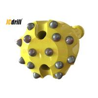 Buy cheap Tungsten Carbide DTH Drilling Tools , Forging DTH Drill Bits for Rock Borehole Drilling from wholesalers