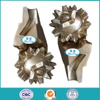 mill tooth roller cone,roller cone,tricone cutters,tricone palm,tricone part,steel tooth roller