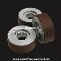 Buy cheap Centerless diamond grinding wheel for silicon carbide sealing strip in sealing industry Annamoresuper@gmail.com from wholesalers