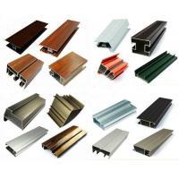 Buy cheap 6000 Series Anodized Aluminium Profile 6063 Custom Industrial Aluminium Extrusion product