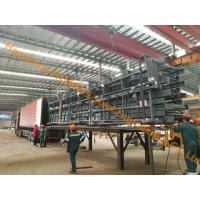 Buy cheap Heavy Steel Structure Fabrications Steel Structure Shed Warehouse EU US Standard from wholesalers