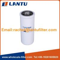 China oil filter element 11037868 WH1257/2 85802793 BT8911-MPG HF6547 P176779 for volvo Motor Graders on sale