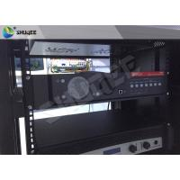 Buy cheap Playground Indoor Movie Theater Sound Vibration 4D Cinema Equipment With 500 from wholesalers