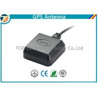 Buy cheap Inside Or Outside Car GPS Antenna , 28 Dbi Directional GPS Antenna from wholesalers