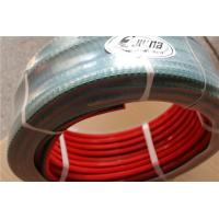Quality Easy Adhesion Any Color B17 Super Grip Belt Corrugated Belt With Top Green PVC for sale