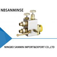 Buy cheap Hydraulic Solenoid Valve Ajs Combination Direct Acting Overflow Hydraulic Safety Valve from wholesalers