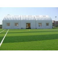 Buy cheap White double layer inflatable Sports Hall Tent for tennis, football games from wholesalers
