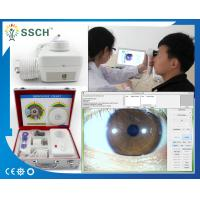 Buy cheap 2.0M Pixels PC Skin / Hair Iriscope Iridology Camera , Detector Skin Scope High Accuracy from wholesalers