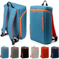 Buy cheap NEW UNISEX BACKPACK MEN, WOMEN CASUAL SQUARE PADDING LAPTOP, BOOKBAG (BLUE) from wholesalers