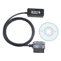 Buy cheap WIFI OBD Diagnostics Interface Support Apple iPad iPhone iPod Touch from wholesalers
